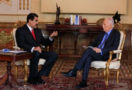 Maduro-cumbre