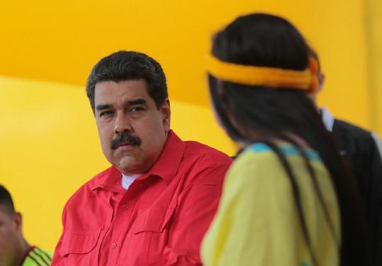 Venezuela-condena-que-el-Rey-de-España-celebre-el-exterminio-de-los-pueblos-indígenas