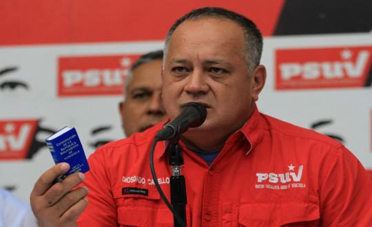 Diosdado-PSUV