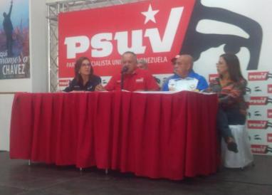 Foto: @PartidoPSUV