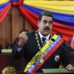 Presidente Nicolás Maduro durante la sesión solemne de apertura del año judicial 2018. Foto: teleSUR.